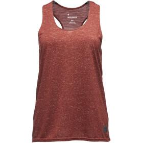 Black Diamond Flow - Camisa sin mangas Mujer - marrón